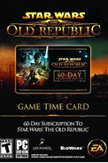 Star Wars: The Old Republic Carte 60 Jours Time Card (SWTOR)