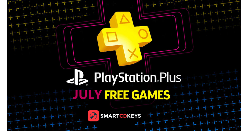 New free games PS Plus - july 2020!