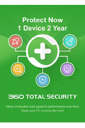 360 Total Security - 1 Device 2 Year