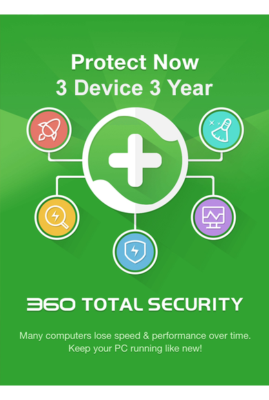 360 Total Security - 3 Device 3 Year