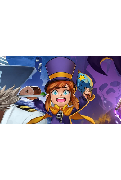 A Hat in Time (PS4)