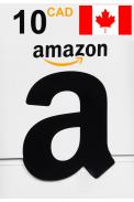 Amazon 10 (CAD) (Canada) Gift Card