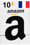 Amazon 10€ (EUR) (France) Gift Card