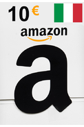 Amazon 10€ (EUR) (Italy) Gift Card