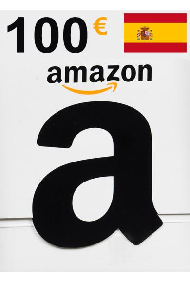 Amazon 100€ (EUR) (Spain) Gift Card