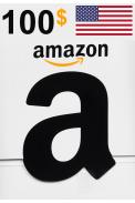 Amazon $100 (USD) (USA/North America) Gift Card