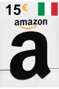 Amazon 15€ (EUR) (Italy) Gift Card