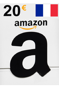 Amazon 20€ (EUR) (France) Gift Card
