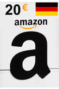 Amazon 20€ (EUR) (Germany) Gift Card
