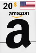 Amazon $20 (USD) (USA/North America) Gift Card