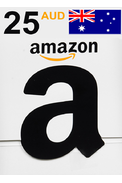 Amazon 25 (AUD) (Australia) Gift Card
