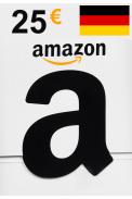 Amazon 25€ (EUR) (Germany) Gift Card