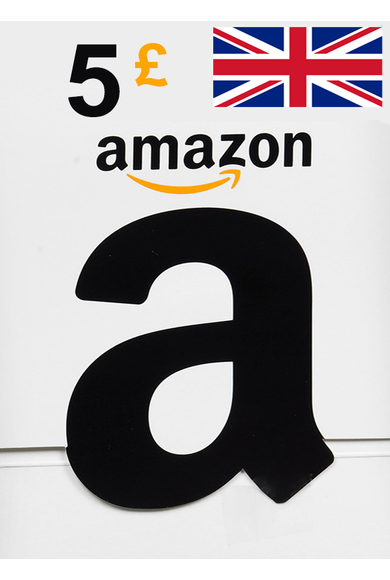 Amazon £5 (GBP) (UK - United Kingdom) Gift Card