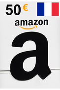 Amazon 50€ (EUR) (France) Gift Card