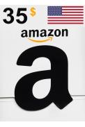 Amazon $35 (USD) (USA/North America) Gift Card