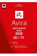 Avira Antivirus Pro 2020 - 3 Device 1 Year