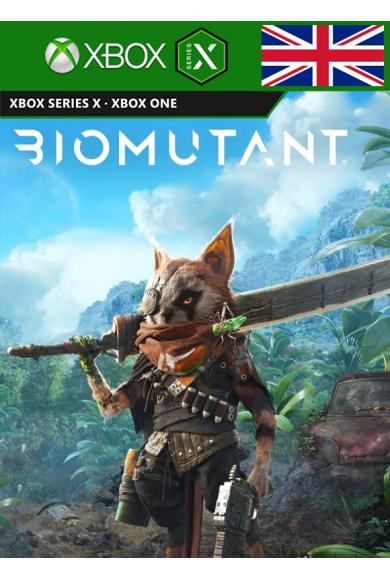 BioMutant (UK) (Xbox One / Series X|S)