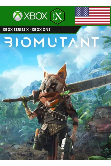 BioMutant (USA) (Xbox One / Series X|S)