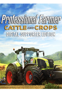 Professional Farmer: Cattle and Crops - Digital Supporter Edition