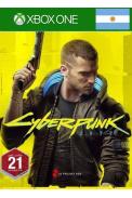 Cyberpunk 2077 (Argentina) (Xbox One)