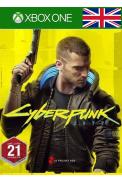 Cyberpunk 2077 (UK) (Xbox One)