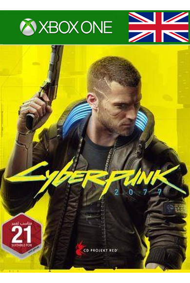 Cyberpunk 2077 (UK) (Xbox One)