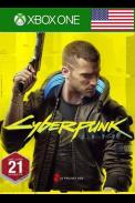 Cyberpunk 2077 (USA) (Xbox One)