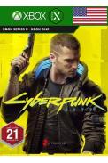 Cyberpunk 2077 (USA) (Xbox Series X)