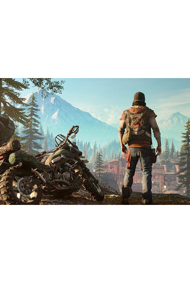 Days Gone - Deluxe Edition (PS4)