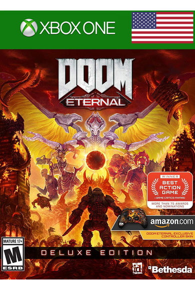 Doom Eternal - Deluxe Edition (USA) (Xbox ONE)