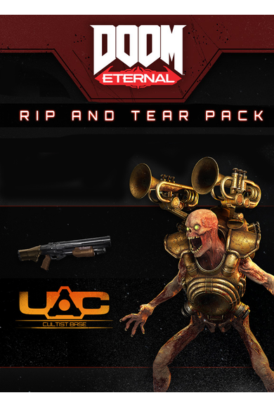 DOOM Eternal: The Rip and Tear Pack (DLC) (Steam)
