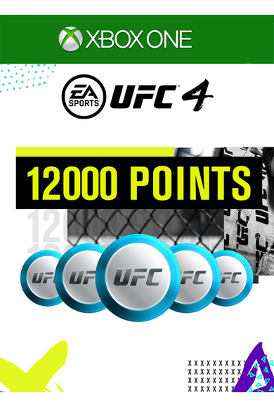 EA Sports UFC 4 - 12000 UFC Points (Xbox One)