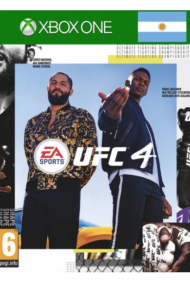 EA Sports UFC 4 (Argentina) (Xbox One)