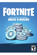 Fortnite - 2800 V-Bucks
