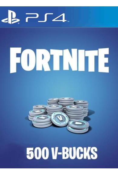Fortnite - 500 V-Bucks (PS4)