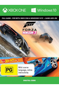 Forza Horizon 3 + Hot Wheels (Game + DLC) (PC / Xbox One)