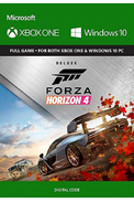 Forza Horizon 4 Deluxe Edition (PC / Xbox One) (Xbox Play Anywhere)