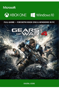 Gears of War 4 (PC / Xbox One) (Xbox Play Anywhere)