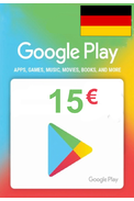 Google Play 15€ (EUR) (Germany) Gift Card