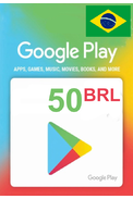 Google Play 50 (BRL) (Brazil) Gift Card