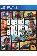Grand Theft Auto 5 (GTA V) (PS4)