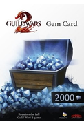 Guild Wars 2: 2000 Gems