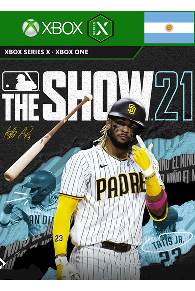 MLB The Show 21 (Argentina) (Xbox One / Series X|S)