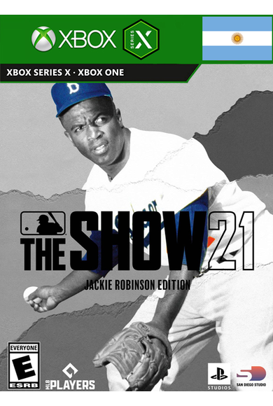MLB The Show 21 - Jackie Robinson Edition (Argentina) (Xbox One / Series X|S)