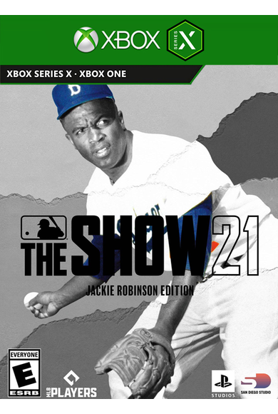 MLB The Show 21 - Jackie Robinson Edition (Xbox One / Series X|S)