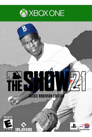 MLB The Show 21 - Jackie Robinson Edition (Xbox One)