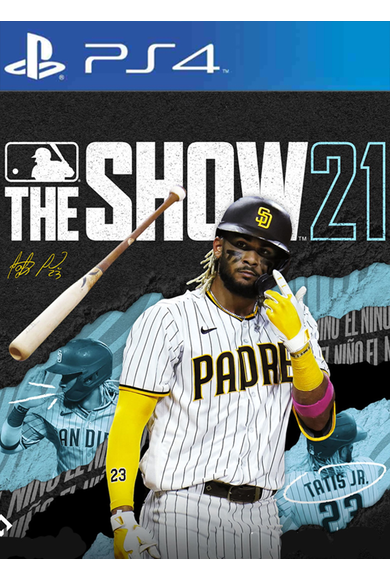 MLB The Show 21 (PS4)