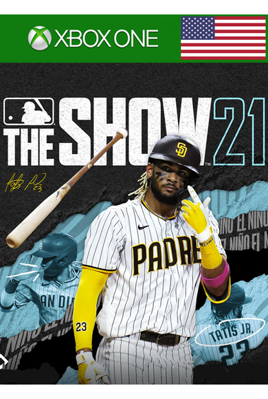 MLB The Show 21 (USA) (Xbox One)