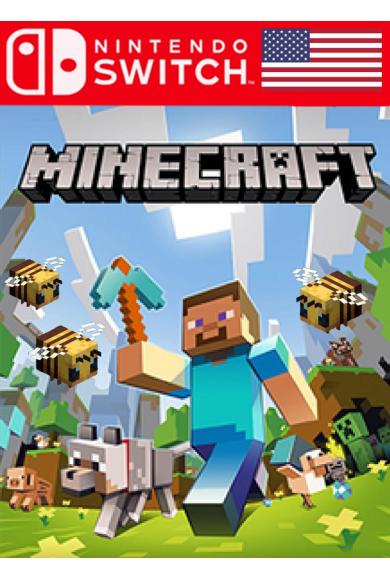 Minecraft (USA) (Switch)