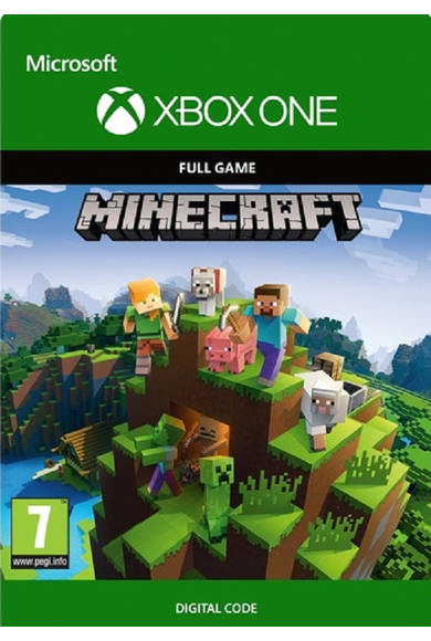 Minecraft - Bedrock Edition (DLC) (Xbox One)